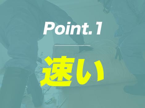 point01 速い