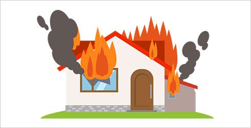 火災の危険
