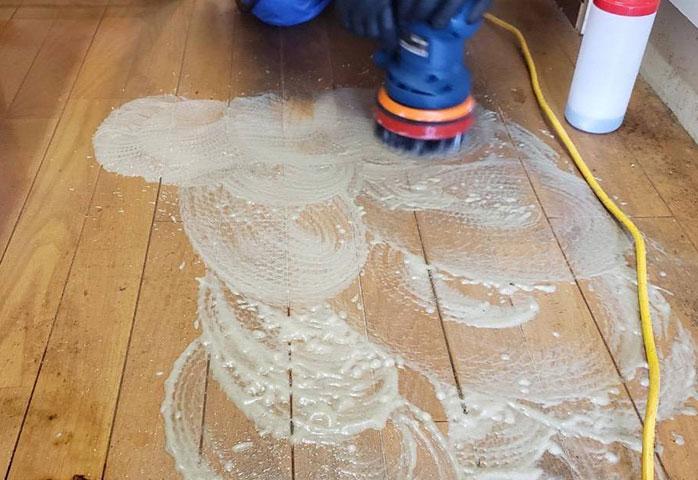 特殊清掃作業