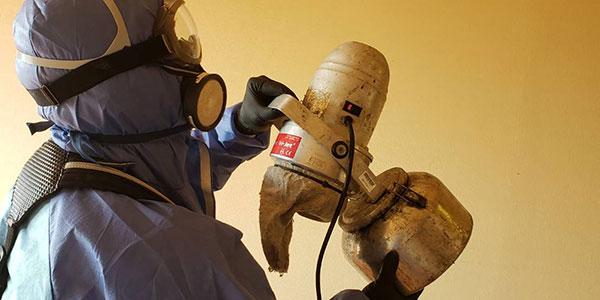 専門業者ならではの技術でペット臭を消臭
